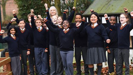 St Mark's Catholic Primary School has been ranked officially as the best primary school in Ipswich f