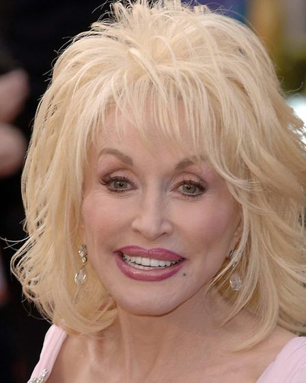 File photo dated 05/03/2006 of country singer Dolly Parton. See PA story QUOTE Pars. PRESS ASSOCIATI