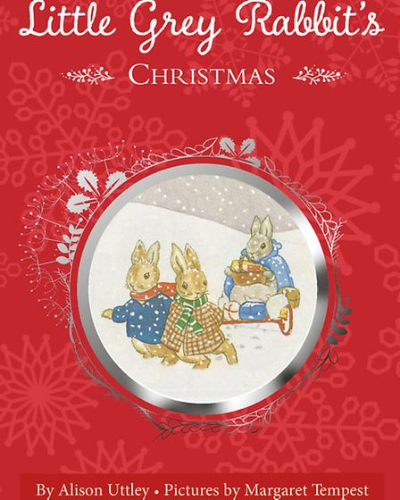 Little Gray Rabbit's Christmas, Pictures by Margaret Tempest