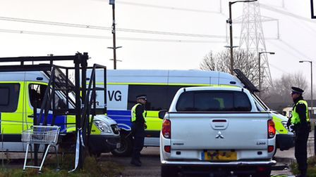 Two men were allegedly stabbed at West Meadows last week - a teenager is today due in court charged