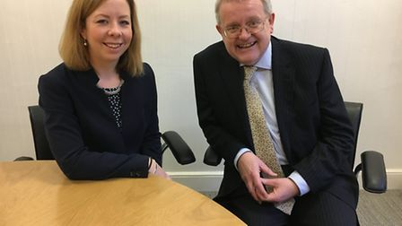 Solicitors Laura Parker and Nigel George join Prettys' Estates, Wills, Trusts and Team