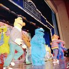 The Sesame Street Show visited The Regent in Ipswich back in March 1993