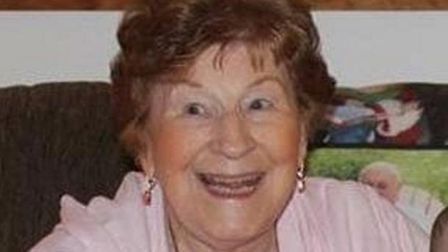 Olga Woltering, from Ipswich, was killed when a gunman opened fire in Florida