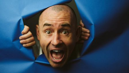 Comedian Mike McClean is returning to the Ipswich Regent with his new show. Photo: Contributed