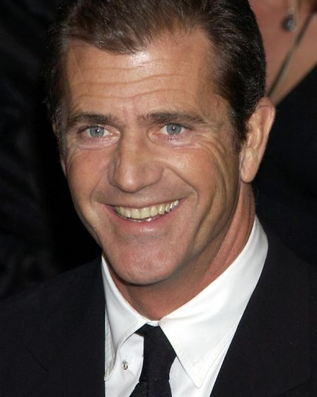 Mel Gibson, one of several celebrities Mike McClean's interviewed. Photo: PA/William Conran