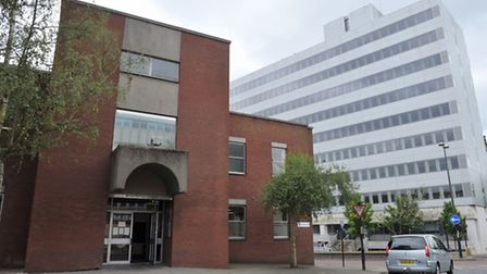 South East Magistrates' Court on Elm Street.
