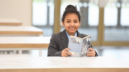 Chantry Academy has started a campaign called Drop Everything and Read (DEAR) where the whole school