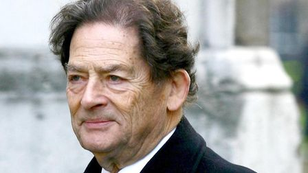 Nigel Lawson lives in a mansion in the south of France Picture: PA