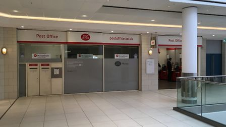 The Post Office in Sailmakers Shopping Centre