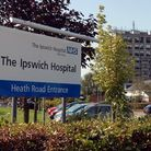 Ipswich Hospital. Photo by Phil Morley