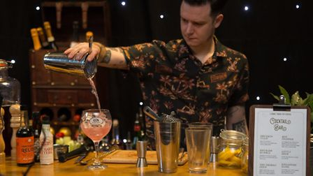 The national Gin Festival is coming to Ipswich for the first time in 2017