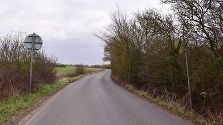 Could a new road link near Lower Road in Westerfield?