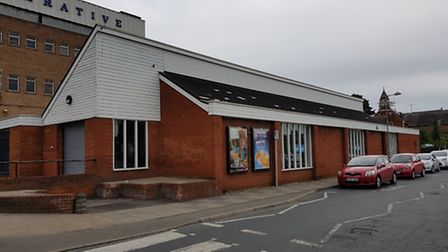 The former garden centre in Cox Lane is set to be demolished for regeneration