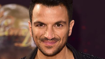 Peter Andre. Photo: Ian West/PA Photos.
