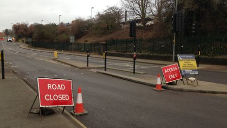 Take a look at this weeks road works and road closures. Picture: EDMUND CROSTHWAITE