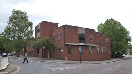 South East Suffolk Magistrates Court in Ipswich
