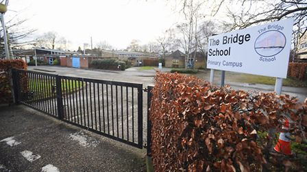 The former Bridge School in heath Road, Ipswich, which is to be developed by Ipswich Hospital