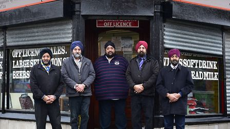 Family run business, S.Kunnan Singh and Sons on Cauldwell Hall Road in Ipswich is closing after 40