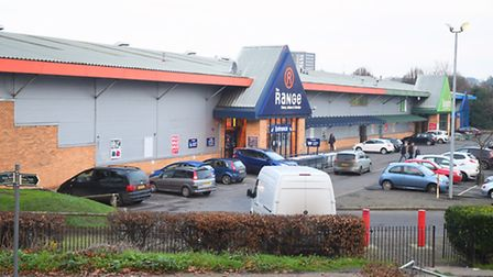 The Range is moving to the Anglia Retail Park.