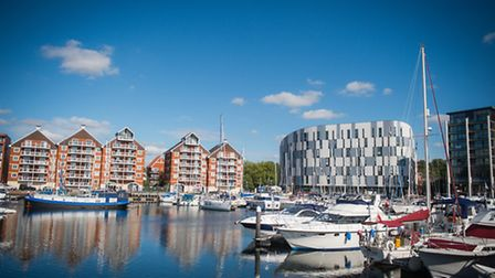 The Great East Run route will take in Ipswich waterfront