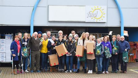 Ipswich food bank charity Families in Need (FIND) has been given more time to find a new home