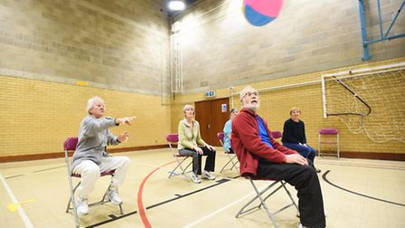 ActivIpswich launches its new pentathlon activity for over 45s to get active in a social environment
