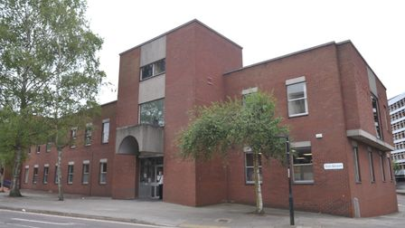 Ipswich Magistrates Court on Elm Street. Picture: GREGG BROWN