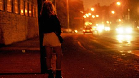 Reports of street prostitution in Ipswich have doubled in two years. Picture: Paul Barker/PA