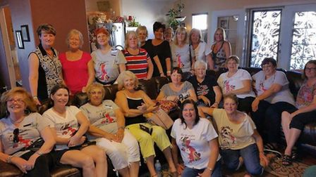 The group for ladies from Ipswich has grown to more than 200 members