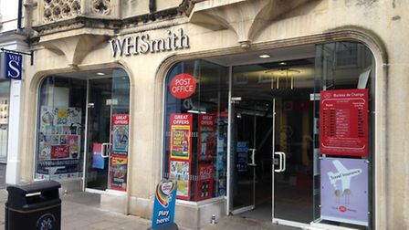 The Post Office formerly in Sailmakers in Ipswich has completed its move to the WH Smith store in We