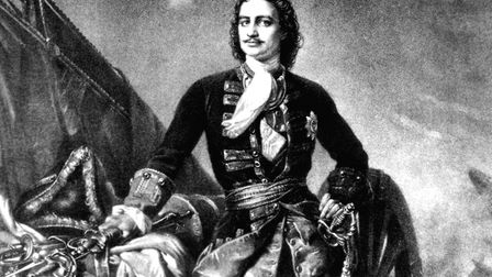 Peter the Great, Tsar of Russia from 1682 to 1725. �TopFoto