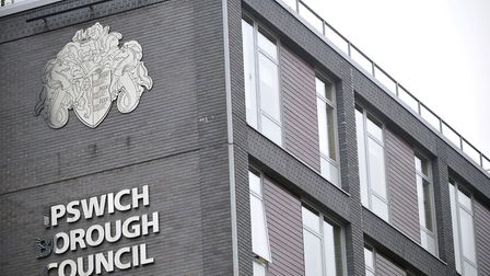 Ipswich Borough Council is owed more than �1m in council tax from 2015/2016. Picture: Su Anderson