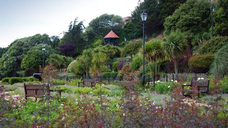 Suffolk Coastal Quality of Place Award winner - Felixstowe Seafront Gardens and Shelter