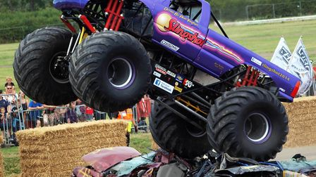 Events such as Ipswich Wheels are featured on the website
