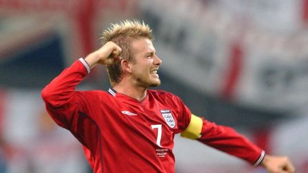 David Beckham redeemed his England career. Adopting his never-give-up attitude may yet scupper Brexi