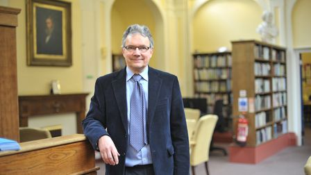 General Manager of the Ipswich Institute, Hugh Pierce, confirmed the summer programme of courses