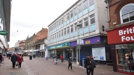 Poundland in Carr Street in 2017, where Woolworths used to be. Picture: GREGG BROWN