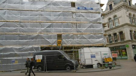 Restoration to create new flagship office in Princes Street, Ipswich
