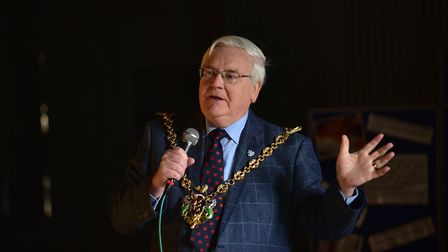 Ipswich mayor and a former headteacher Roger Fern is one of the board members for the Orwell Multi-A
