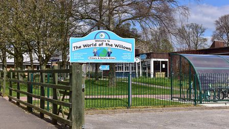 The Willows Primary School in Downing Close, Ipswich, is one of the schools. Picture: SARAH LUCY BRO