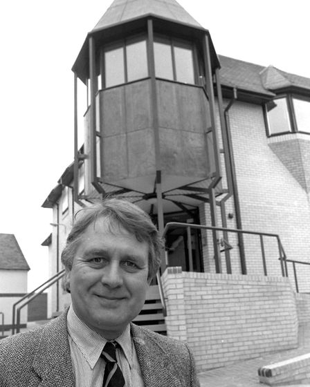 The managing editor at BBC Radio Suffolk when they came on the air in 1990 was Ivan Howlett. This pi