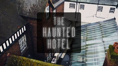 Haunted Hotel, the latest feature from FILM Suffolk who are looking for crowdfunding to enable the l