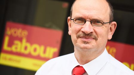 """Ipswich labour candidate Sandy Martin said that we """"must stand together"""" after the attack in London"""