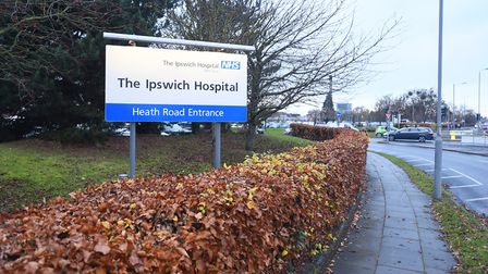 Ipswich Hospital. Picture Archant