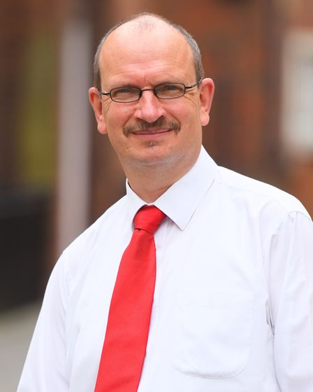 Ipswich labour candidate Sandy Martin. Picture: GREGG BROWN