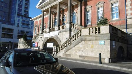 One of the Ipswich landmarks featured in this quiz. Picture: ARCHANT