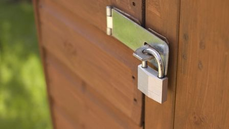 Police are urging shed-owners to increase security after a spate of more than 40 incidents in Ipswic