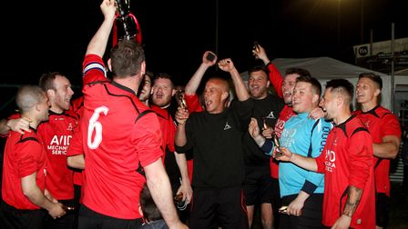 Achilles are out to defend the Bob Coleman Cup trophy they won last year.
