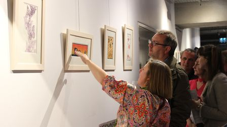 The My Place exhibition at DanceEast in Ipswich. Picture: DANCEEAST / OYSTER COMMUNITY PRESS CIC