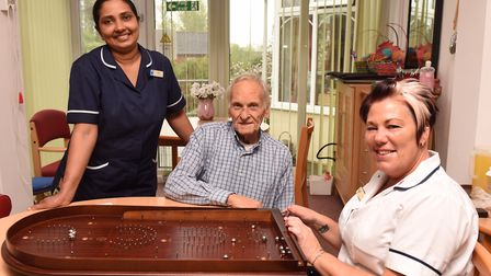 Witnesham Nursing Home has been lifted out of special measures just months after an inadequate ratin